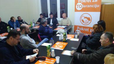 Pokret za TOleranciju - Surčin