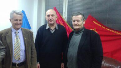 Pokret za TOleranciju i Komunisticka partija
