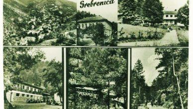 Razglednica iz Srebrenice